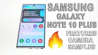 Samsung Galaxy Note 10 Plus Honest Review | Camera Test, Features, Display Test