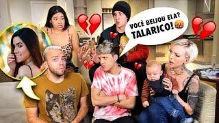 "ELE BEIJOU MINHA EX NAMORADA ""MARIA VENTURE"" (Ft.Lucas Rangel, Christian Figueiredo,Zoo,Gael,Ingrid)"