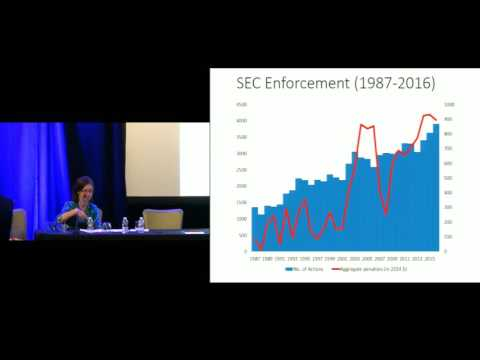 SEC Performance Review: Behind The Enforcement Statistics