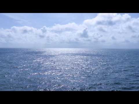 Shipping Sea Water Maritime Ocean Sun Clouds No Copyright Video