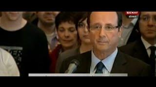 François Hollande, de la Corrèze à l'Elysée