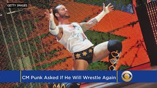 CM Punk Doubts He'll Wrestle Again, Not Completely Ruling It Out thumbnail