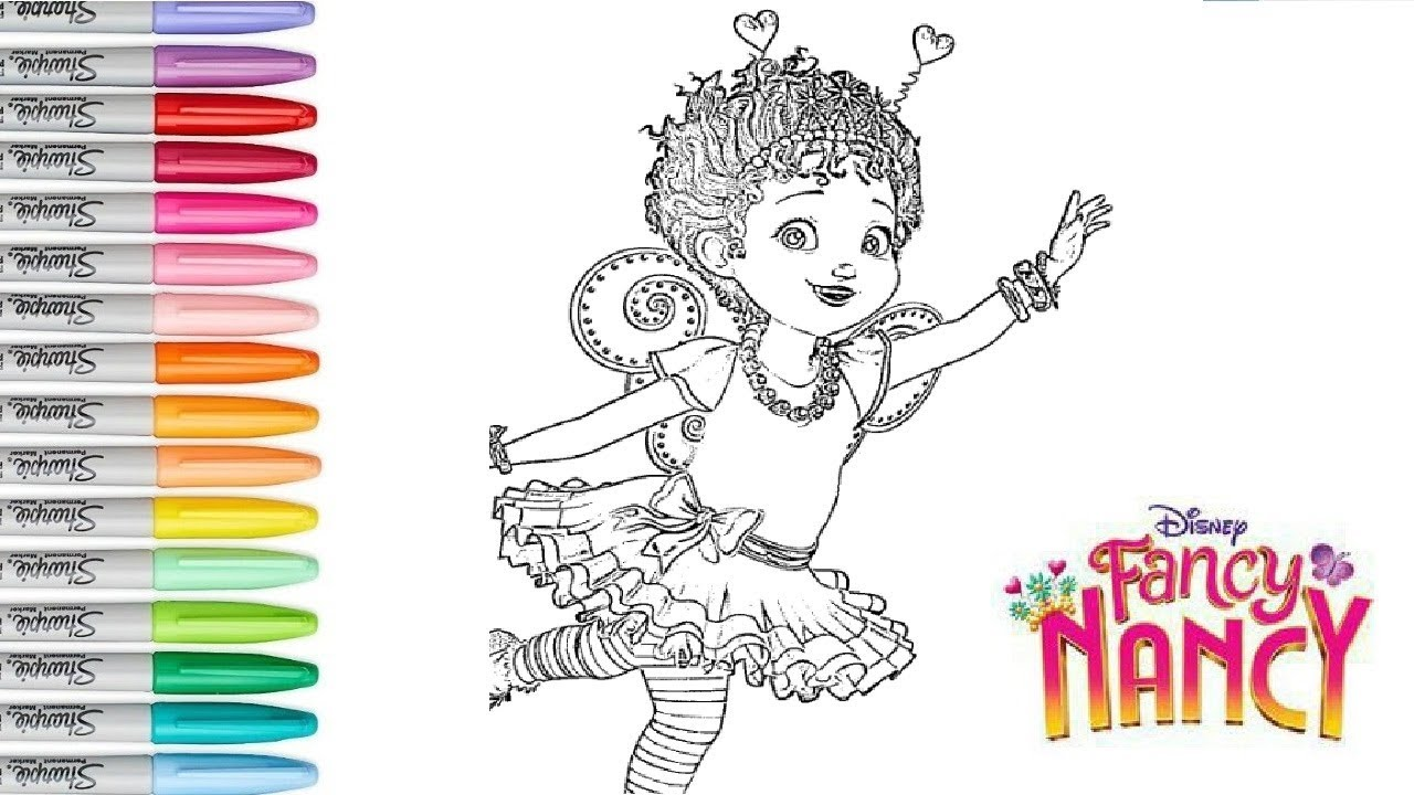 Disney 39 s Fancy Nancy As a Ballerina From Disney Junior