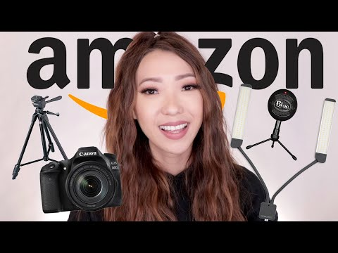 Amazon Must Have Filming Equipment & Set Up!