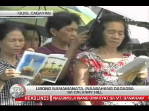 TV Patrol Southern Tagalog - April 1, 2015
