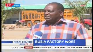 We have been looking for a factory like this for a very long time says sugar cane farmer