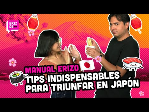 Los tips indispensables para triunfar en Japón   Manual Erizo