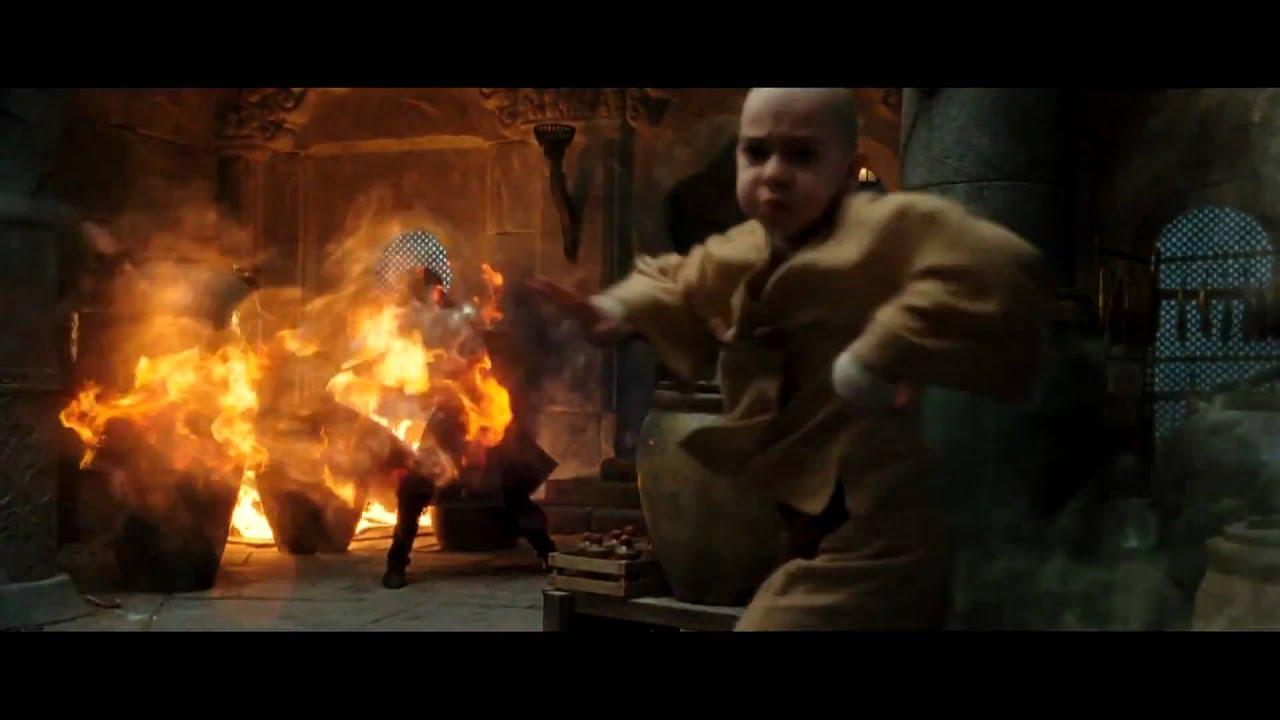 Die Legende Von Aang Bs