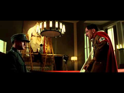 Hitler talks to private Butz