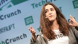 Taking Colocation Exponential with Station F's Roxanne Varza at Disrupt London 2016 thumbnail