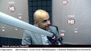 Мустафа Найєм про можливу відставку Луценка, справу Тумгоєва та плівки Мельниченка