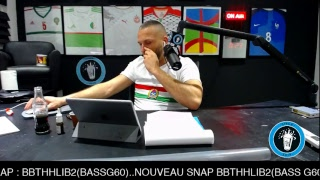Diffusion en direct de Bassem Braiki Official Street