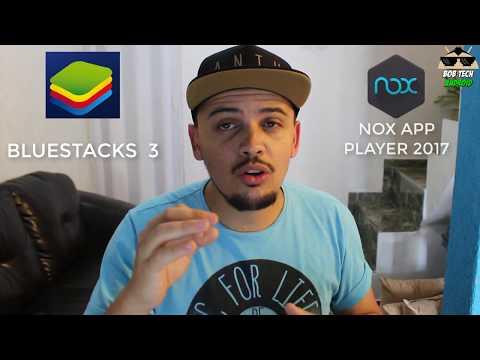 Nox Vs Bluestacks 3 - Veja Porque O Bluestacks 3 é O Melhor Emulador Da Atualidade!