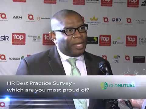 Top Employers Interview with Bongani Madikiza from Old Mutual Life Assurance