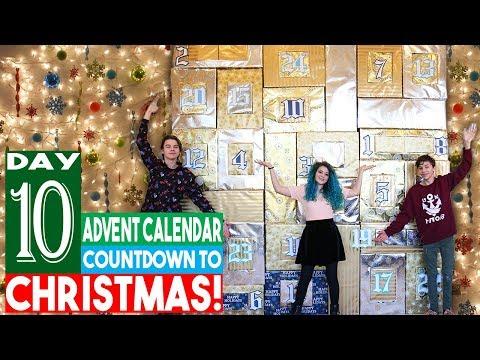 BIGGEST Advent Calendar! Day 10 Christmas Countdown 2018
