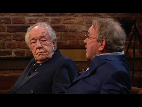 Michael Gambon's ever changing accent!  The Late Late   RTÉ One