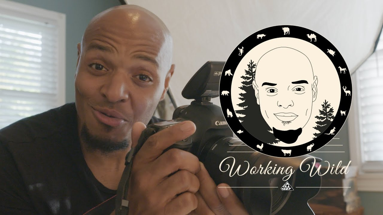 Pet Grooming & Pet Photography | Working Wild with Tony Baker | All Def