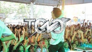 บ้าคิดถึง - TONO&THE DUST [Ver.Live Gmm Music Parade School Tour]