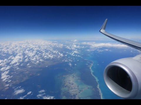 American Airlines Boeing 737-800 / Miami to Panama City / Business Class