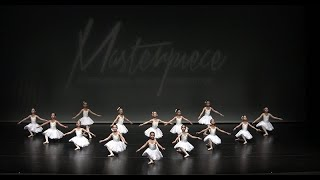 TBS Classical Ballet Group, 8U, Masterpiece International Dance Competition 2019 - 2nd Place