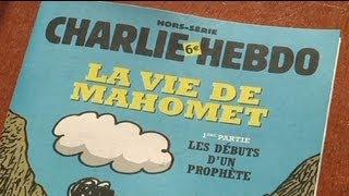 Frankreich: Mohammed-Comic polarisiert