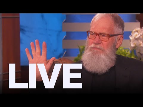 David Letterman Talks Trump  ET Canada