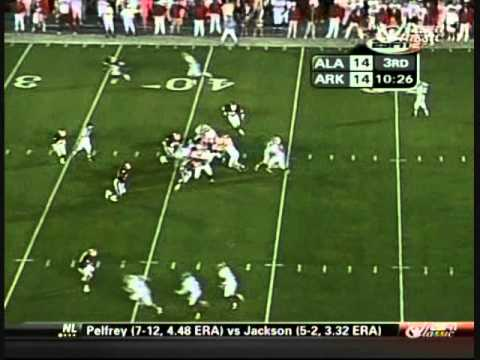 Arkansas vs. Alabama 2000