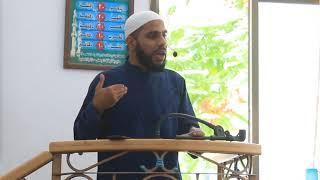 الشيخ محمود الحسنات ينتفض من غزة لدرعا خطبة جمعة 29-6-2018