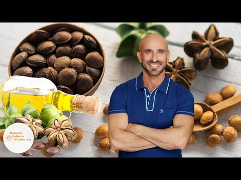 The Sacha Inchi Super Seed. Its Powerful Health Benefits, Cooking Tips and Recipes