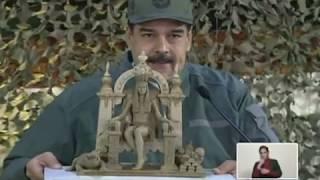 Maduro se reúne con Alto Mando Militar preparando ejercicios cívico-militares, 15 enero 2019