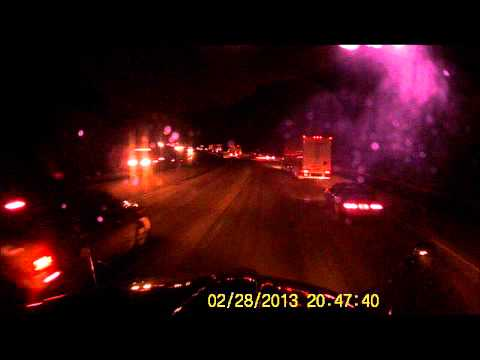 Night Vision With Top Dawg Dash Cam