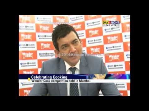 Chef Sanjeev Kapoor shares his love for cooking | Interview
