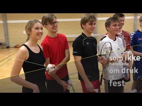 Ungdomsfjer i Skørping - et badmintonhold for unge