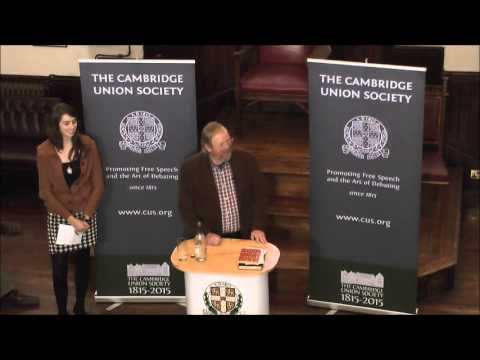Bill Bryson | The Cambridge Union