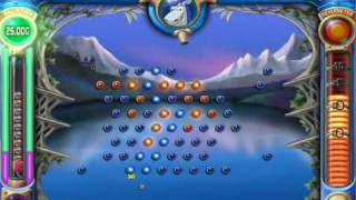 Peggle Deluxe (PC) Gameplay