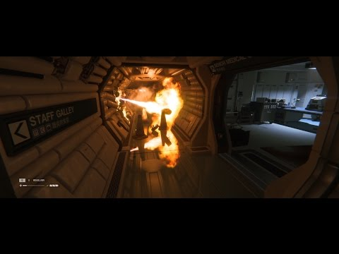 [60FPS] [2160P HD] Alien: Isolation PC - Enhanced graphics v