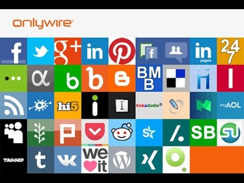 Onlywire: Promote Your WordPress Website to +50 Social Networks With Social Media SEO - 동영상