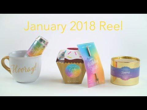 Firecat Cinema January 2018 Reel