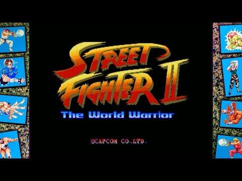 STREET FIGHTER II (ストリートファイターII)