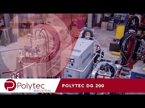 POLYTEC DG 200 - YouTube