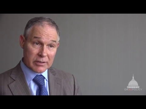 Lincoln to Local - Attorney General Scott Pruitt on federal overreach