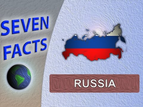 7 Facts about Russia