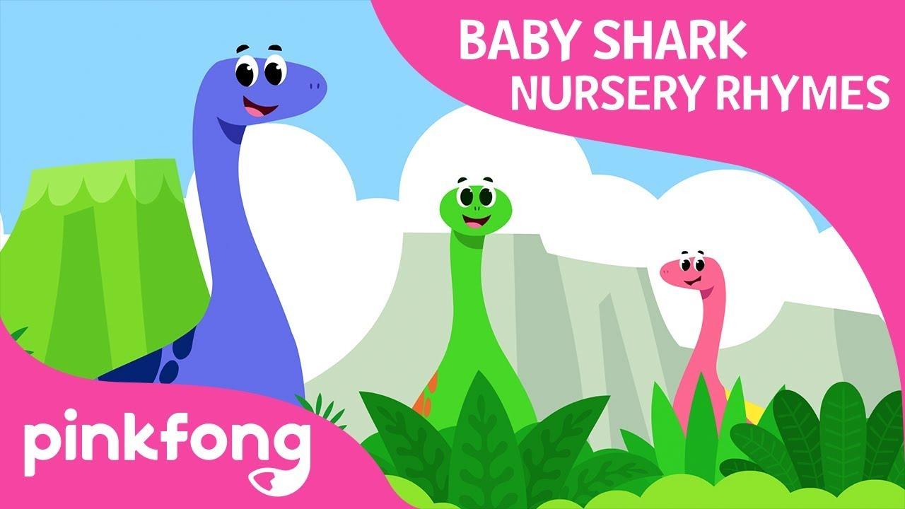 Big Bigger Biggest | Baby Shark Nursery Rhyme | Pinkfong Songs for Children