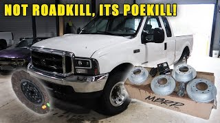 Rebuilding Million Mile Truck for a Road Trip 7 HOURS AWAY! Is it Possible? | POEKILL EP.1