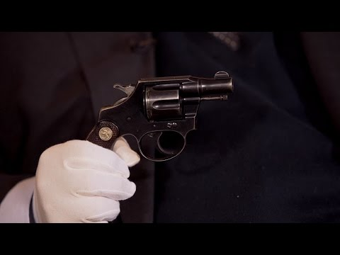 Curator's Corner: Law Enforcement Firearms: Colt Banker's Special