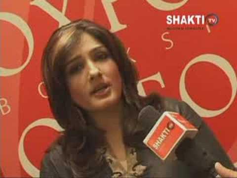 www.mediainfoworld.com Ashish Bhutani with Bollywood Actress raveena tandon