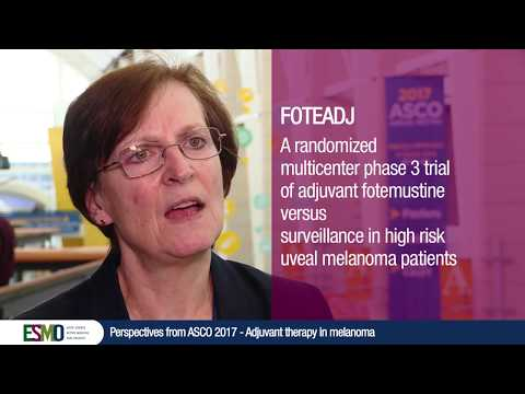 Adjuvant therapy in melanoma: Current and future from YouTube · Duration:  5 minutes 55 seconds
