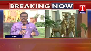 Live Updates :గజ్వేల్ సమీకృత మార్కెట్ను సందర్శించనున్న ప్రజాప్రతినిధులు ,అధికారులు |Tnews