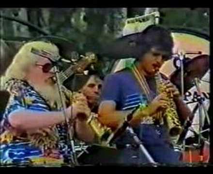 Hermeto Pascoal e Grupo, Pori Jazz, Finland, 1984 - Part 1