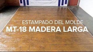 CONCRETO ESTAMPADO - MUESTRA 7